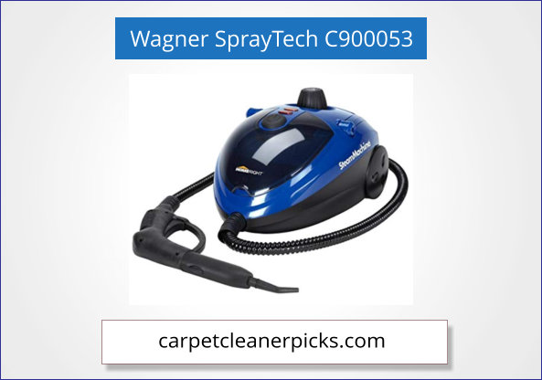 Wagner Spraytech C900053 Best Handheld Steam Cleaner