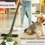 Best Carpet Cleaner for Pets 2021 - [Top 11] Reviews & Guide