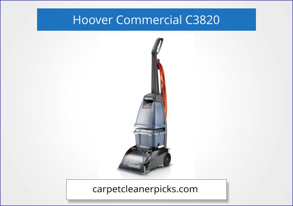 Hoover Commercial C3820