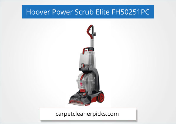 Hoover Power Scrub Elite FH50251PC