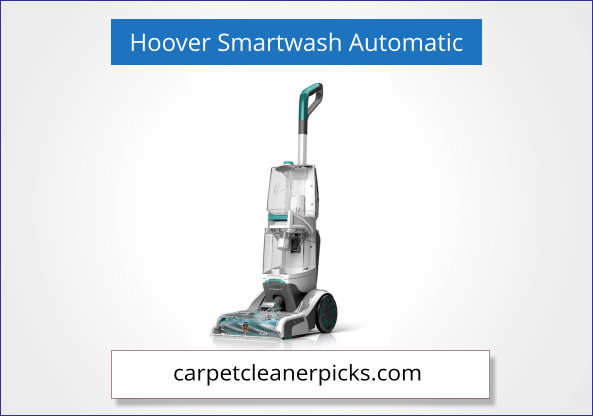 Hoover SmartWash Automatic FH52000