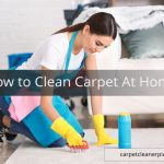 How to Clean Carpet - 10 Carpet Cleaning Tips To Save Your Carpet
