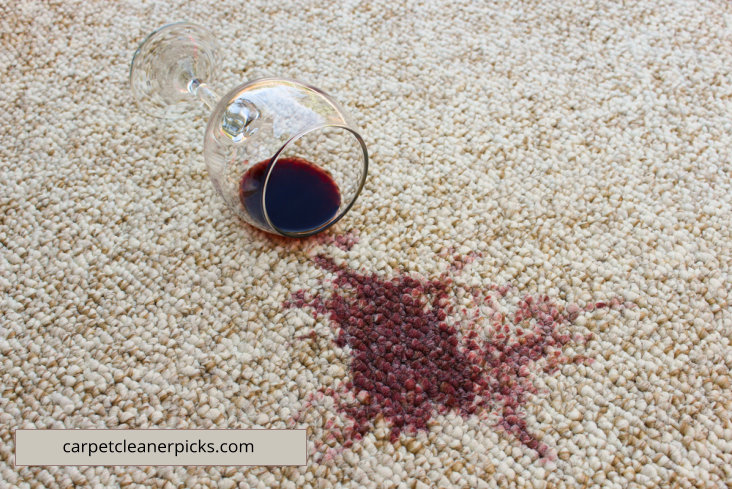 Remove Drink Stains Out Of Carpet