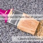 How to Get Oil Paint Out of Carpet - A Complete Guide